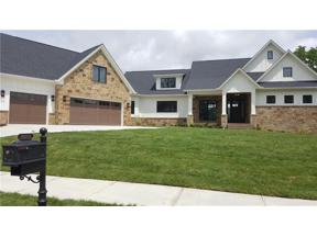 Property for sale at 20275 Chatham Creek Drive, Westfield,  Indiana 46074