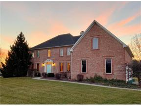 Property for sale at 16102 Brookhollow Drive, Westfield,  Indiana 46062