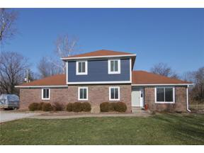 Property for sale at 8850 East 575 South, Zionsville,  Indiana 46077