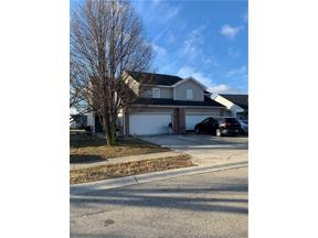 Property for sale at 1083 Fairlane Court, Franklin,  Indiana 46131