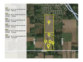 Property for sale at 10293 North County Road 950 E Road, Brownsburg,  Indiana 46112