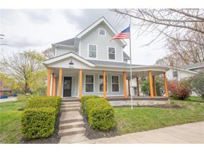 Property for sale at 1506 Logan Street, Noblesville,  Indiana