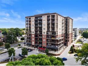 Property for sale at 435 Virginia Avenue Unit# 407, Indianapolis,  Indiana 46203