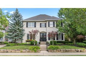 Property for sale at 6715 West Stonegate Drive, Zionsville,  Indiana 46077