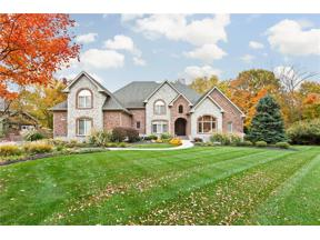 Property for sale at 6145 Stonegate Run, Zionsville,  Indiana 46077