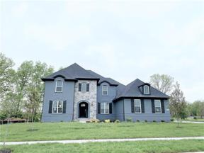 Property for sale at 2774 Flowing Creek Way, Westfield,  Indiana