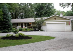 Property for sale at 15335 Cherry Tree Road, Noblesville,  Indiana 46062