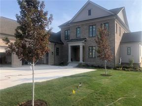 Property for sale at 15823 Nocturne Drive, Westfield,  Indiana 46074