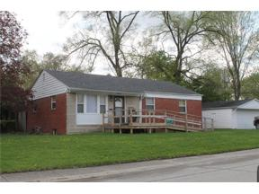 Property for sale at 5819 East 39th Street, Indianapolis,  Indiana 46226
