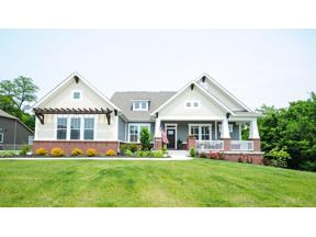 Property for sale at 16326 Hunting Meadow Drive, Fishers,  Indiana 46040