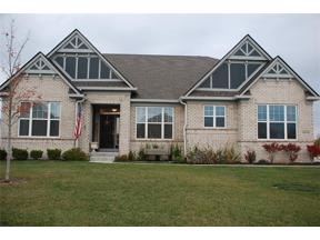 Property for sale at 16785 Cabrillio Court, Westfield,  Indiana 46074
