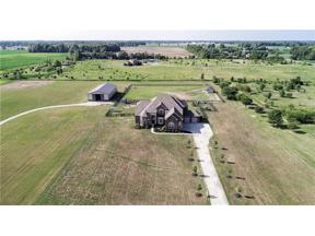 Property for sale at 3301 West 193rd Street, Westfield,  Indiana 46074