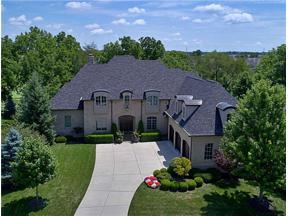 Property for sale at 15479 Hidden Oaks Lane, Carmel,  Indiana 46033