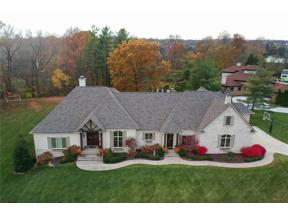 Property for sale at 11628 Willow Springs Drive, Zionsville,  Indiana