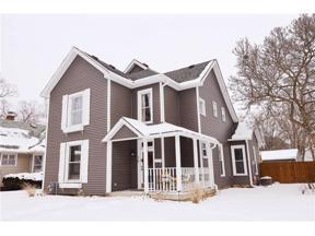 Property for sale at 19 North Forsythe Street, Franklin,  Indiana 46131