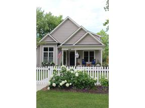 Property for sale at 145 West Hoover Street, Westfield,  Indiana 46074