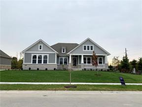 Property for sale at 3329 Pace Drive, Westfield,  Indiana 46074