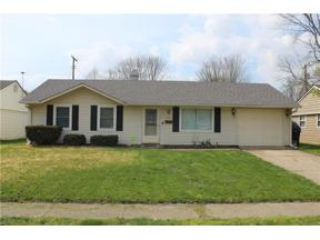 Property for sale at 1512 Roberts Road, Franklin,  Indiana 46131