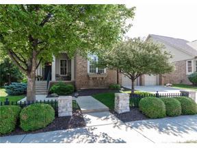 Property for sale at 15585 BRIDGEWATER CLUB Boulevard, Carmel,  Indiana 46033