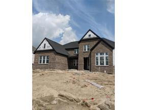 Property for sale at 2478 Maple Creek Drive, Westfield,  Indiana 46074
