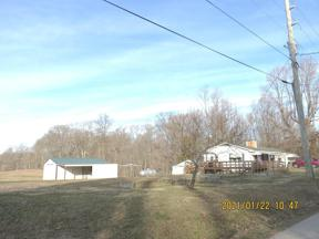 Property for sale at 1825 West Three Story Hill Road, Morgantown,  Indiana 46160