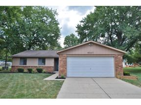 Property for sale at 8047 Pebble Creek Court, Indianapolis,  Indiana 46268