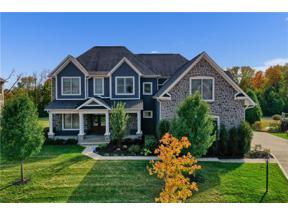 Property for sale at 14365 GAINESWAY Circle, Fishers,  Indiana 46040