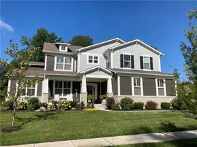 Property for sale at 3476 Conifer Drive, Zionsville,  Indiana 46077