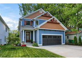 Property for sale at 665 Academy Drive, Zionsville,  Indiana 46077