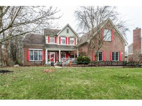 Property for sale at 9643 Bellflower Drive, Zionsville,  Indiana 46077