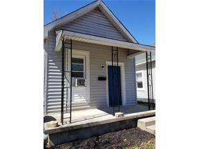 Property for sale at 930 Union Street, Columbus,  Indiana 47201