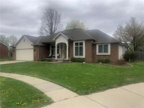 Property for sale at 2877 Fox Hollow Court, Columbus,  Indiana 47203