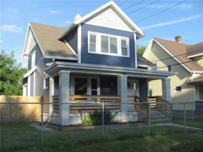 Property for sale at 1119 Reid Place, Indianapolis,  Indiana 46203