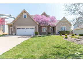 Property for sale at 912 Stonecreek Drive, Lawrence,  Kansas 66049