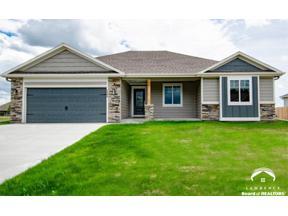Property for sale at 2606 S Fir Terrace, Eudora,  Kansas 66025