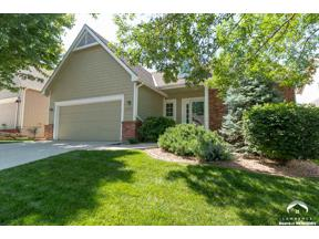 Property for sale at 5213 Branchwood Ct, Lawrence,  Kansas 66049