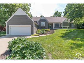 Property for sale at 1214 Crestline, Lawrence,  Kansas 66044