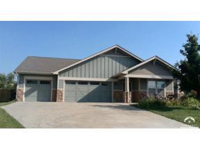 Property for sale at 1004 April Rain Court, Lawrence,  Kansas 66049
