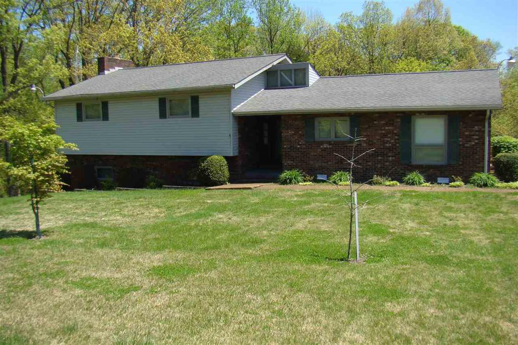 Photo of home for sale at 5040 Moss Lane, Paducah KY