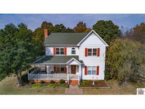 Property for sale at 1350 Vann Pitt Rd, Benton,  Kentucky 42025