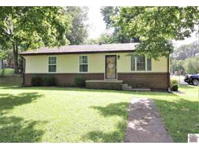 Property for sale at 515 E 6th Avenue, Calvert City,  Kentucky 42029