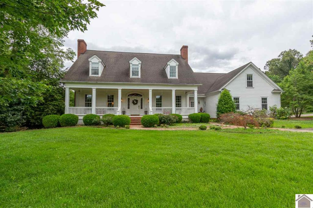 Photo of home for sale at 8405 New Hope Rd., Paducah KY