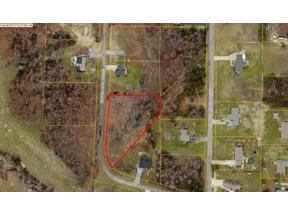 Property for sale at Lot # 20 Copeland Drive, Paducah,  Kentucky 42001