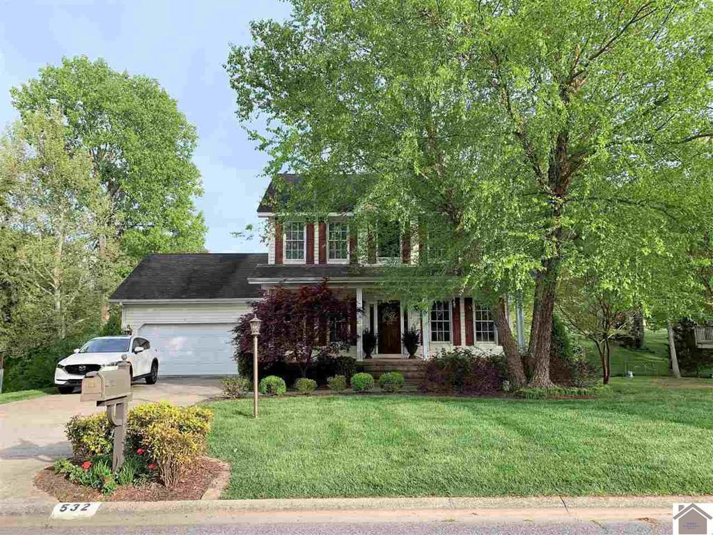 Photo of home for sale at 532 Drawbridge Trace, Paducah KY