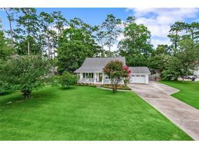 Property for sale at 205 NOTTOWAY Drive, Mandeville,  LA 70471