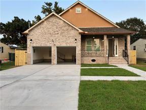 Property for sale at 3416 ARKANSAS Avenue, Kenner,  LA 70065