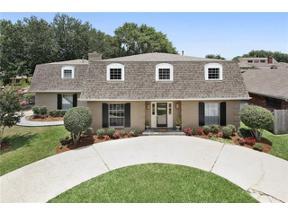 Property for sale at 1100 VINTAGE Drive, Kenner,  LA 70065