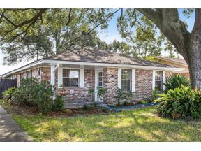 Property for sale at 2120 KENTUCKY Avenue, Kenner,  Louisiana 70062