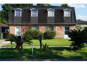 Property for sale at 6112 HODGSON Street, Metairie,  LA 70003