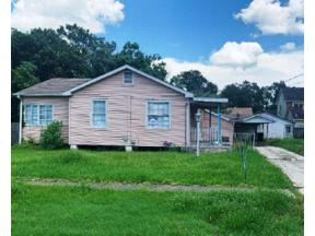 Property for sale at 1010 WEBSTER Street, Kenner,  Louisiana 70062